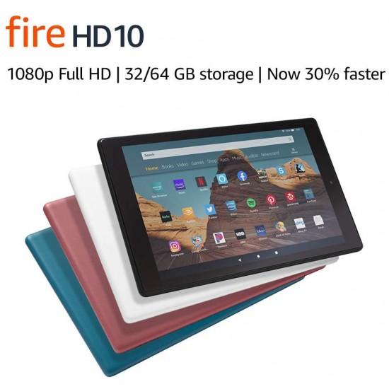 Amazon Fire HD10 with Alexa