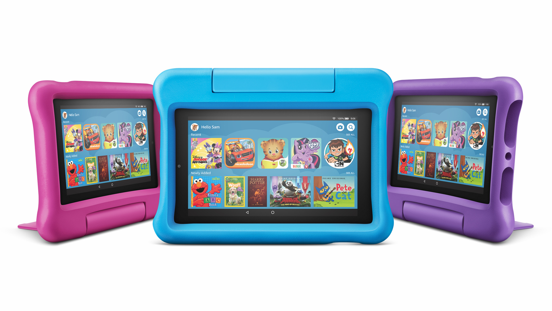 Amazon Fire 7 Kids Edition In Nigeria | Best Kids Tablet | Amazon kids Tablet
