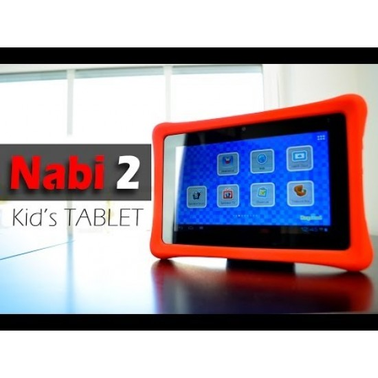 Nabi 2 (NABI2-NV7A) KIDS ANDROID TABLET