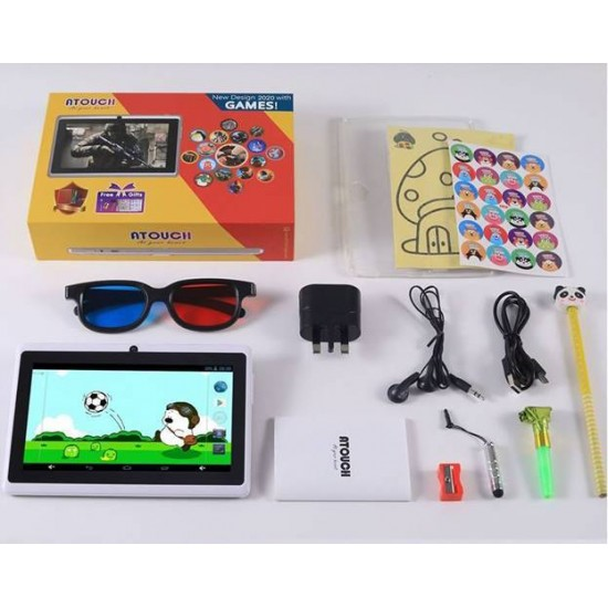 ATOUCH A32 KIDS EDUCATIONAL ANDROID TABLET