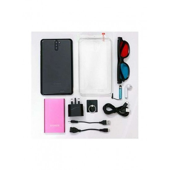 Atouch X8, Tablet 7 Inch, Dual Sim, Quad Core 2GB RAM, 16GB Memory, Wi-Fi + 4G LTE, Dual Camera