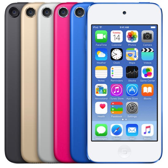 Apple  iPod touch (6th Generation) 32GB