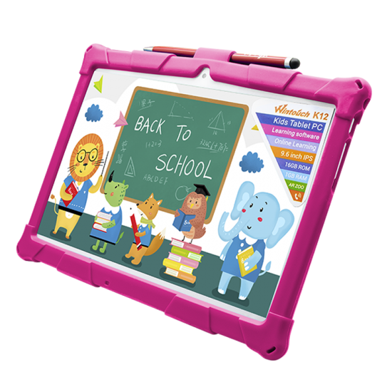 Wintouch K12 10 inch Android Dual sim Kid's Tablet